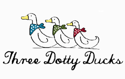 Three Dotty Ducks