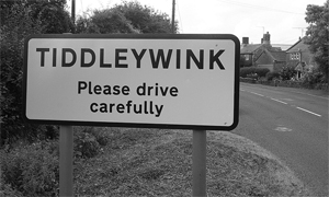 Tiddleywink, Wiltshire