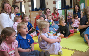 Yatton Keynell Toddlers