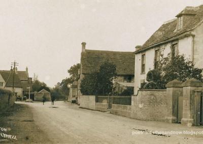 The Street, circa 1910