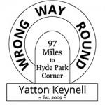 Wrong Way Round 2014